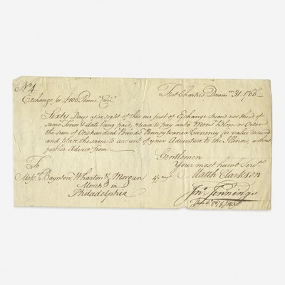 Lot 32 - [Business & Industry] [Fort de Chartres]