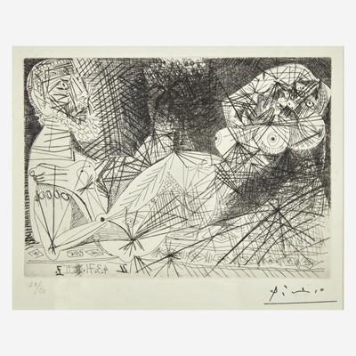 Lot 69 - Pablo Picasso (Spanish, 1881-1973)