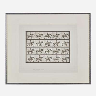 Lot 55 - Eadweard Muybridge (British, 1830-1904)