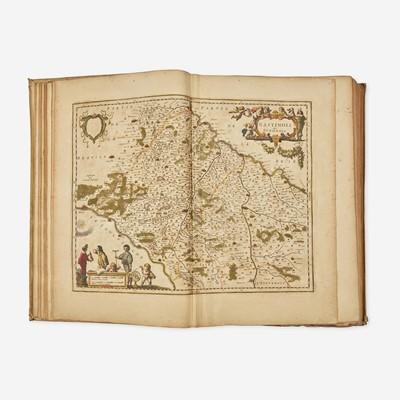 Lot 84 - [Maps & Atlases] [Janssonius, Johannes]