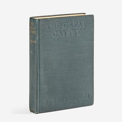 Lot 68 - [Literature] Fitzgerald, F. Scott