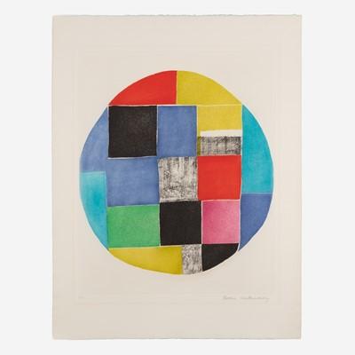 Lot 78 - Sonia Delaunay (French/Ukrainian, 1885-1979)