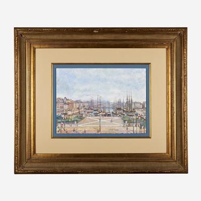 Lot 24 - Hugues Claude Pissarro (French, B. 1935)