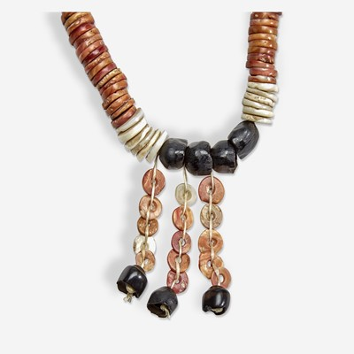 Lot 64 - African and Oceanic Jewelry Owned by Louise Nevelson