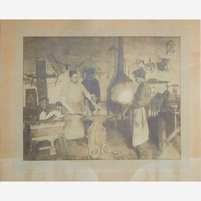 Lot 31 - Joseph Konetsky (American, b. Poland, 1882-1963)