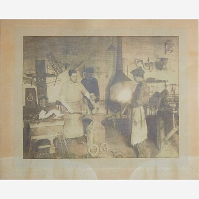 Lot 32 - Joseph Konetsky (American, b. Poland, 1882-1963)