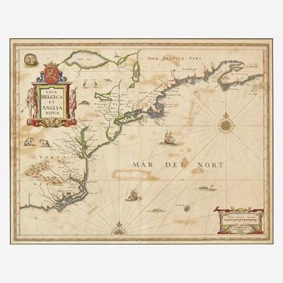 Lot 85 - [Maps & Atlases] Janssonius, Johannes