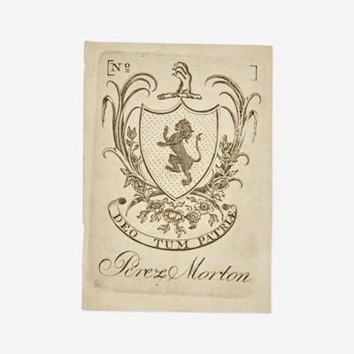 Lot 18 - [Americana] [Revere, Paul] Morton, Perez