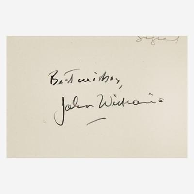 Lot 81 - [Literature] Williams, John