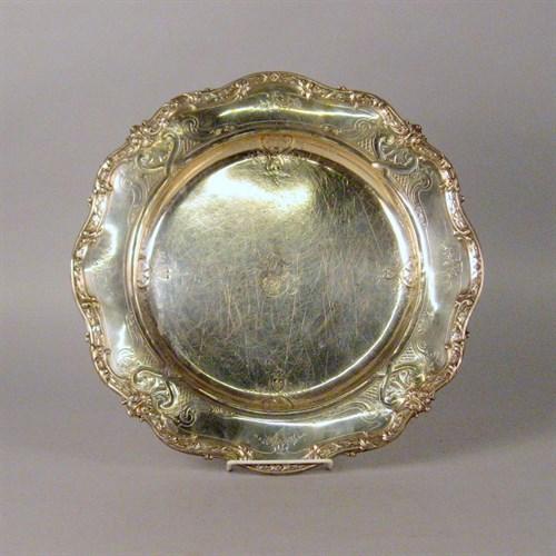 #3305 Jules Olaf Randahl Sterling Silver Basket #449 American Arts /& Crafts