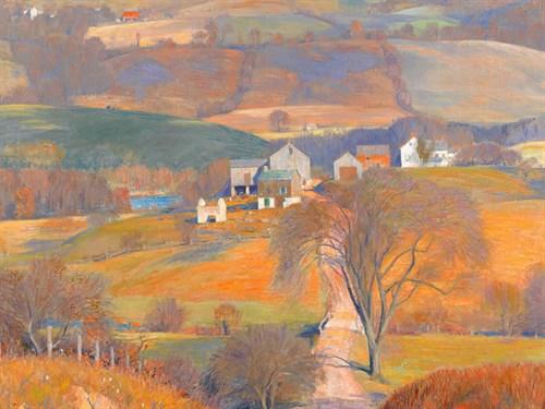 Lot 148 - Daniel Garber (American, 1880-1958)