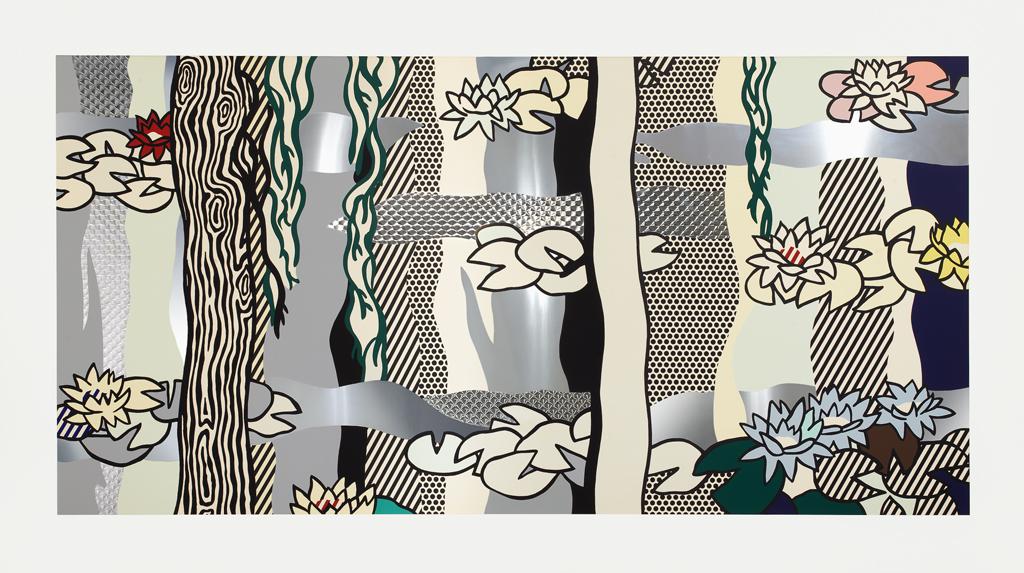 Lot 452 - Roy Lichtenstein (American, 1923-1997)