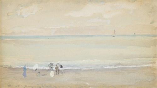 Lot 68 - James Abbott McNeill Whistler (American, 1834-1903)