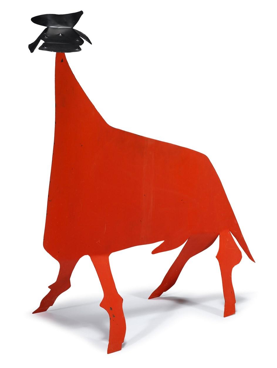Lot 103 - Alexander Calder (American, 1898-1976)