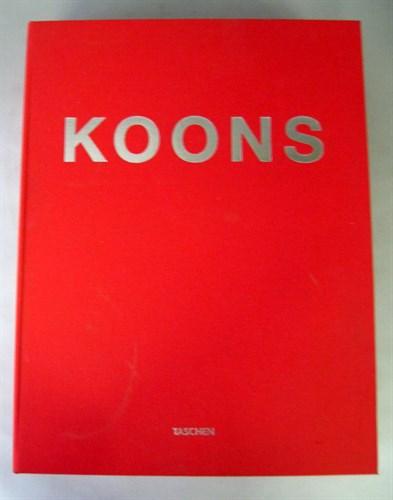 Lot 62 - 1 vol. (Koons, Jeff.) Holzwarth, Hans Werner,...