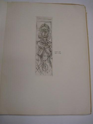Lot 35 - 1 vol. (Miro, Joan; Chagall, Marc,...