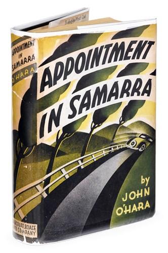 Lot 73 - 1 vol. O'Hara, John. Appointment in Samarra....