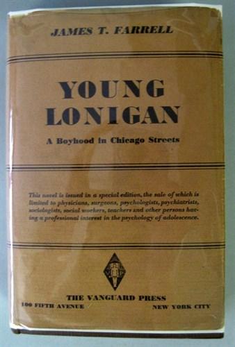 Lot 74 - 1 vol. Farrell, James T. Young Lonigan: A...