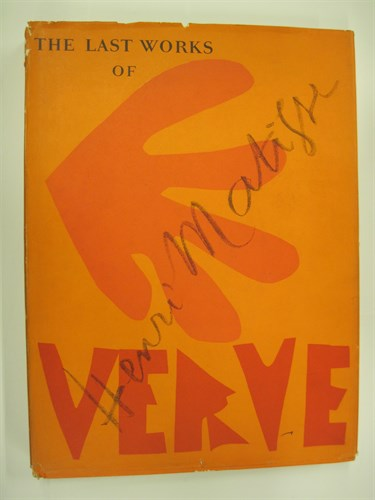 Lot 67 - 1 vol. Matisse, Henri. The Last Works of.......