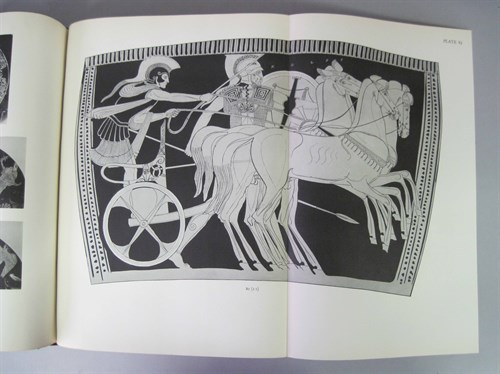Lot 4 - 3 vols. (Grecian Pottery Reference.): Richter,...