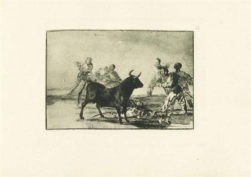 Lot 31 - 1 vol. De Goya Lucientes, Francisco. La...