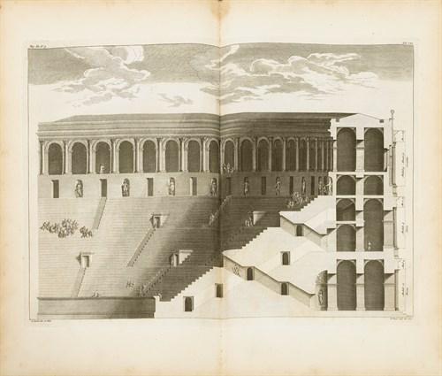 Lot 6 - 3 vols. Alberti, Leon Battista. Della...