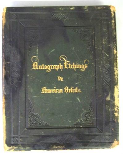 Lot 24 - 1 vol. [Early Photography] Ehninger, John W....