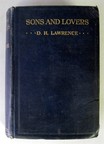 Lot 86 - 1 vol. Lawrence, D.H. Sons and Lovers. London:...