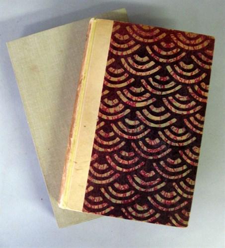 Lot 80 - 2 vols. O'Neill, Eugene. Marco Millions. New...