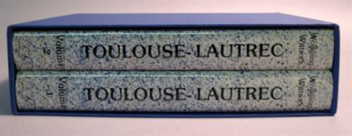 Lot 48 - 2 vols. Toulouse Lautrec: Wittroch, Wolffand....