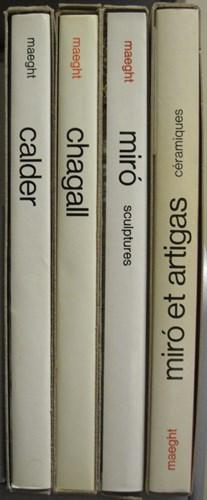 Lot 49 - 4 vols. Modern Art Reference: Pieyre de...