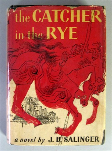 Lot 81 - 1 vol. Salinger, J.D. Catcher in The Rye....