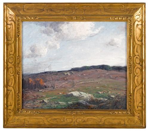 Lot 52 - GEORGE MATTHEW BRUESTLE  (AMERICAN 1872-1939)