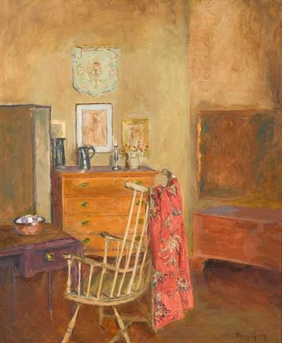 Lot 51 - MARY GRAY  (AMERICAN 1891-1964)