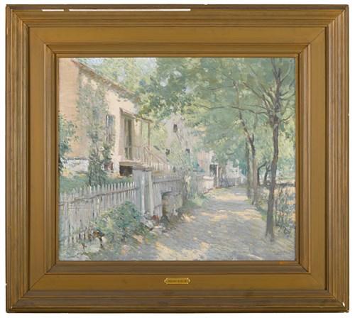 Lot 48 - LOUIS BERTRAND RALSTON KEELER  (AMERICAN B. 1882)