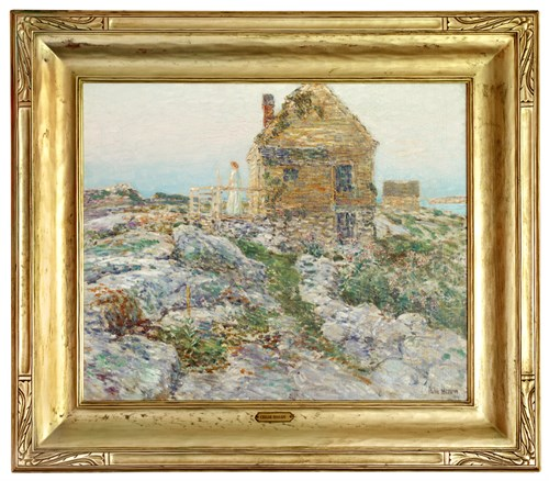 Lot 53 - Childe Hassam (American, 1859-1935)