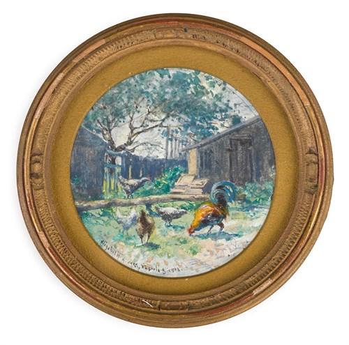 Lot 35 - ELIZABETH ANNIE MCGILLIVRAY KNOWLES  (CANADIAN 1866-1929)