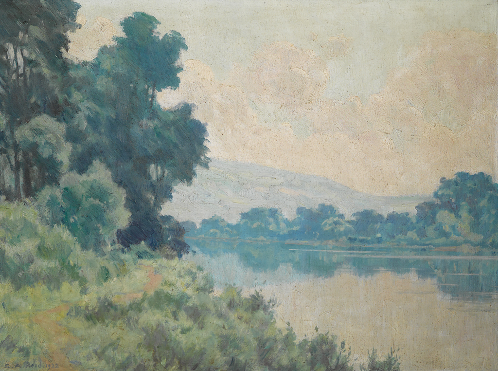 Lot 59 - GEORGE AGNEW REID  (CANADIAN 1860-1947)