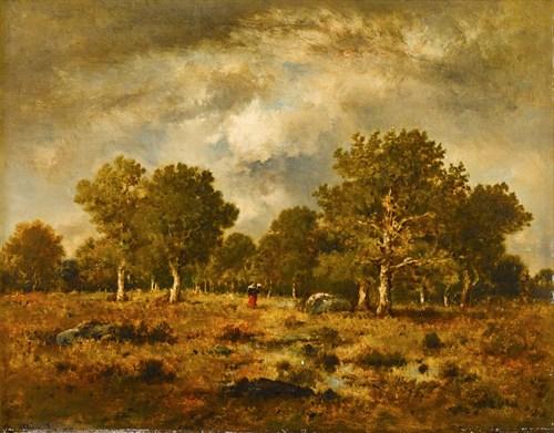 Lot 5 - NARCISSE VIRGILE DIAZ DE LA PEÑA  (FRENCH 1808-1876)