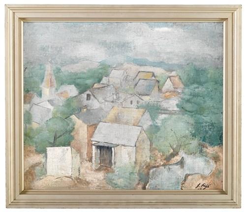 Lot 25 - HEINZ FUCHS  (GERMAN 1886-1961)