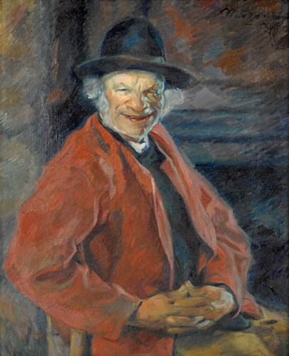 Lot 22 - HELMER MASOLLE  (SWEDISH 1884-1969)