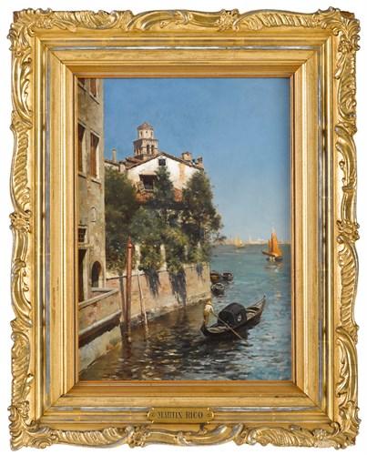 Lot 16 - MARTIN RICO Y ORTEGA  (SPANISH 1833-1908)