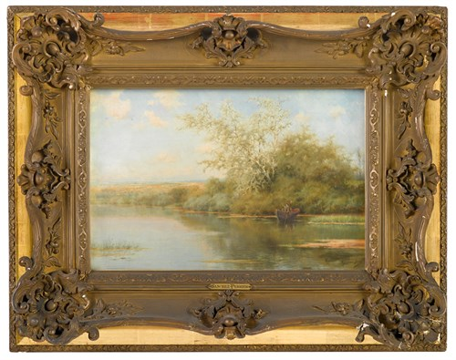 Lot 21 - ATTRIBUTED TO JOSÉ PINELO LLULL  (SPANISH 1861-1922)