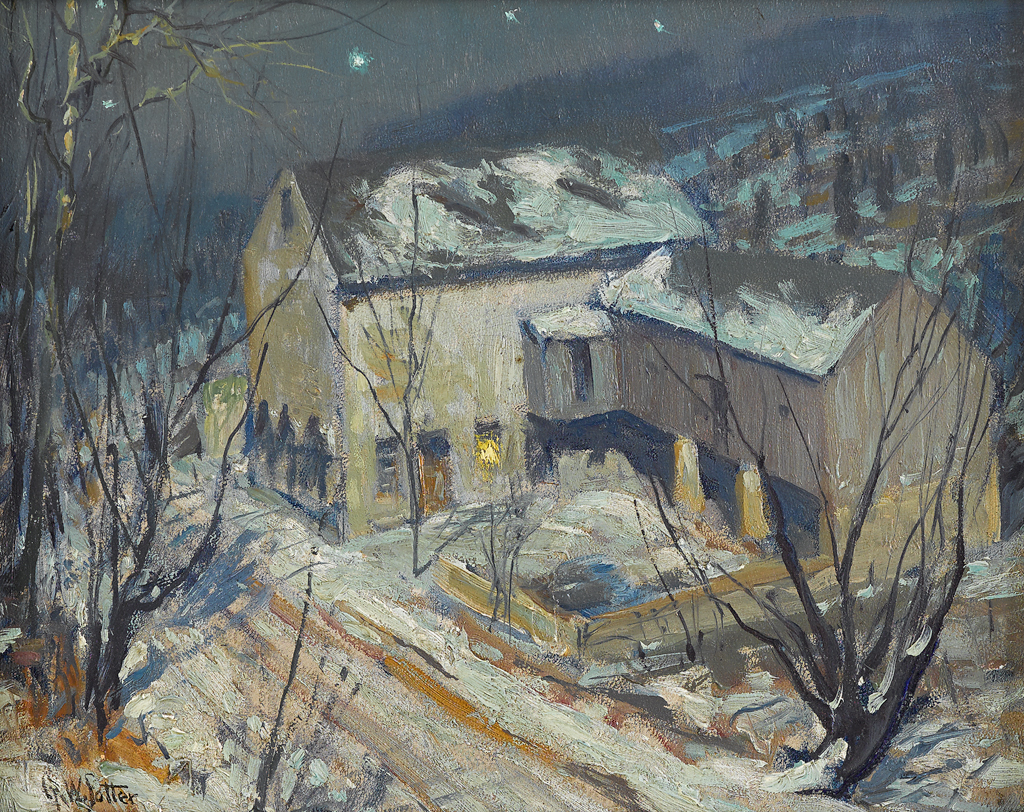 Lot 123 - GEORGE WILLIAM SOTTER  (AMERICAN 1879-1953)