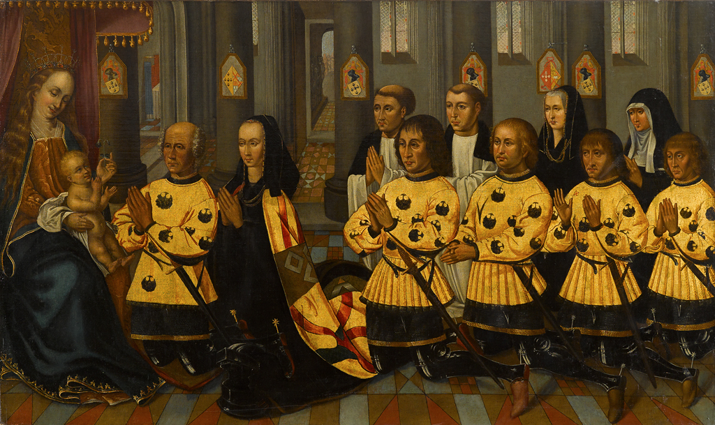 Lot 95 - FLEMISH SCHOOL  (LATE 16TH-EARLY 17TH CENTURY)