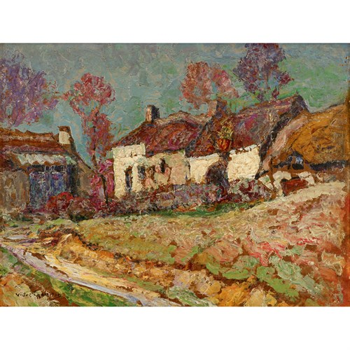 Lot 3 - VICTOR CHARRETON  (FRENCH, 1864-1937)