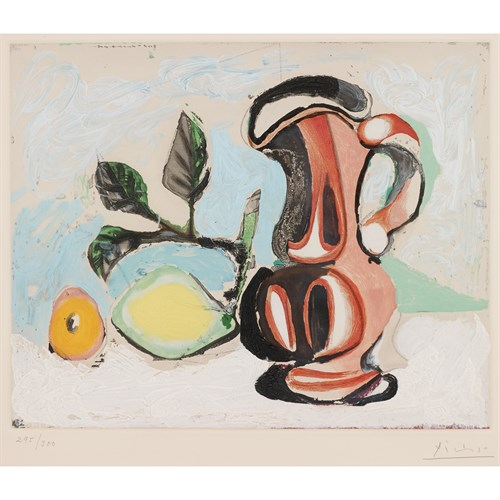 Lot 12 - AFTER PABLO PICASSO  (SPANISH, 1881-1973)