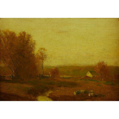 Lot 11 - BRUCE CRANE  (AMERICAN 1857-1937)