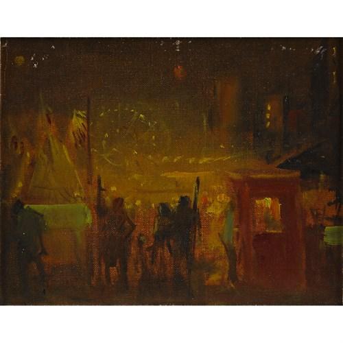 Lot 30 - EVERETT SHINN  (AMERICAN 1876-1953)