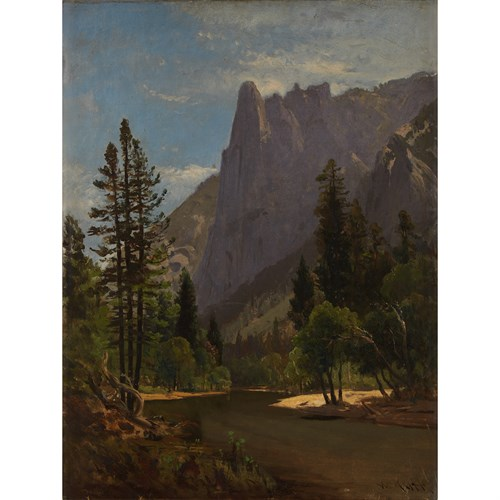 Lot 7 - WILLIAM KEITH  (AMERICAN 1838-1911)